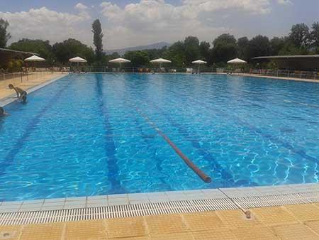 Ξεκινούν μαθήματα κολύμβησης στην πισίνα των Λουτρών Λαγκαδά
